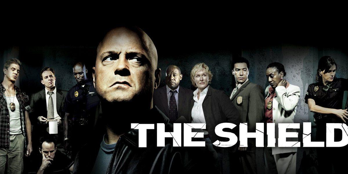 معرفی سریال شیلد (The Shield) + دانلود